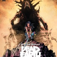 Daniel Warren Johnson makes his DC debut with Wonder Woman: Dead Earth...