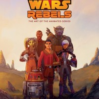 "Limited Edition Of ""The Art Of Star Wars Rebels"" cruises into stores March 17, 2020..."