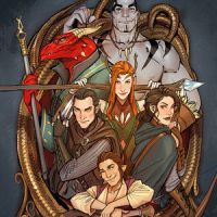 Critical Role: Vox Machina Origins – Matthew Mercer, Matthew Colville, Olivia Samson & Chris Northrop (Dark Horse)