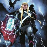 Thor's bold new direction previewed in the Thor #1 trailer!