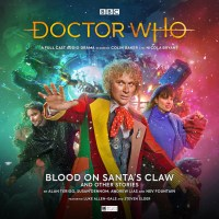 Doctor Who: Blood on Santa's Claw is released!