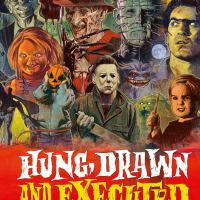 Hung, Drawn and Executed: The Horror Art of Graham Humphreys (Korero Press)