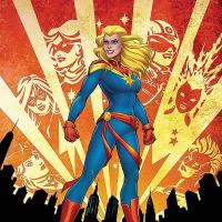 Captain Marvel: Re-Entry – Kelly Thompson, Carmen Carnero & Tamra Bonvillain (Panini /Marvel)