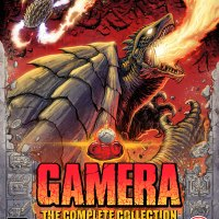 GAMERA: THE COMPLETE COLLECTION...