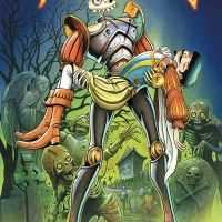 MediEvil – Chris Sorrell & Jason Wilson (Titan Comics)