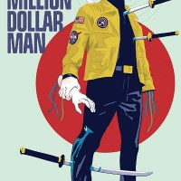 The Six Million Dollar Man: In Japan - Christopher Hastings, David Hahn, Rosh & Arianna Maher (Dynamite Entertainment)