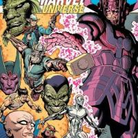 History of the Marvel Universe (Treasury Edition) – Mark Waid, Javier Rodriguez & Alvaro Lopez (Marvel)