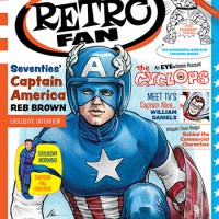 Retrofan #9 (TwoMorrows Publishing)