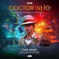 Peter Davison is going it alone in Doctor Who: Time Apart