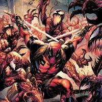 Absolute Carnage vs. Deadpool – Frank Tieri, Emily Lerner, Andrea Broccardo & Marcelo Ferreira (Marvel / Panini)