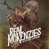 The Real McKenzies – Beer and Loathing (Fat Wreck Chords)