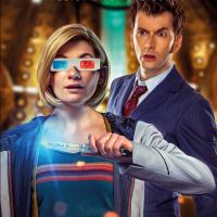Tenth & Thirteenth Doctor Team Up - Sneak Preview...