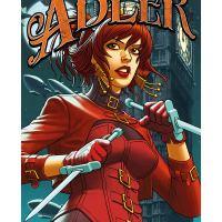 Adler - Lavie Tidhar, Paul McCaffrey & Simon Bowland (Titan Comics)