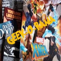 Mass Movement Presents… Geek-O-Rama Episode II – The Mutants Are Coming, The Mutants Are Coming..