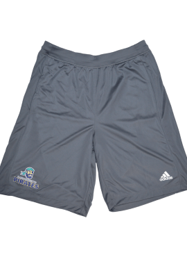 Adidas Climatech Primary Shorts- Gray