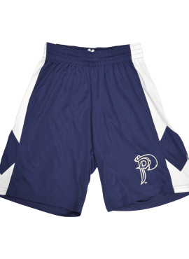 Pirates Alternate Youth Shorts- Navy/White