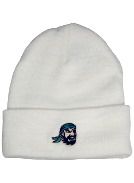 Adidas Pirates Primary Beanie- White