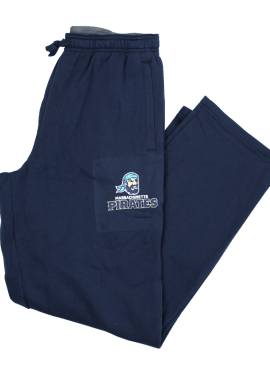 Pirates Primary Fleece Pants- Navy