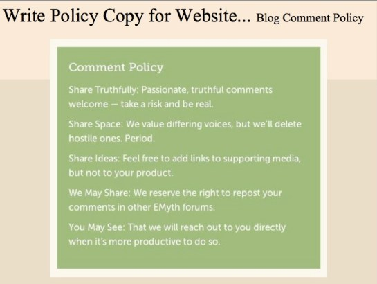E 7 Comment Policy jpeg