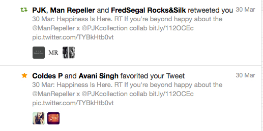 Man Repeller and Fred Segal