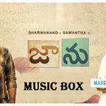 Jaanu Tamil Mp3 Songs Download