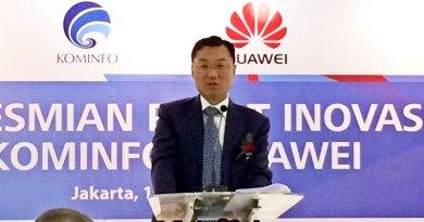 Kominfo dan Huawei