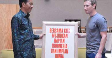 """Dalam semua kunjungan itu, pemerintah Indonesia menyampaikan pemaparan bahwa Indonesia merupakan energi digital Asia, """"Indonesia: The Digital Energy of Asia""""."""