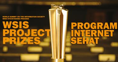 Penghargaan Program Internet Sehat