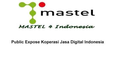 Public Expose Koperasi Jasa Digital Indonesia