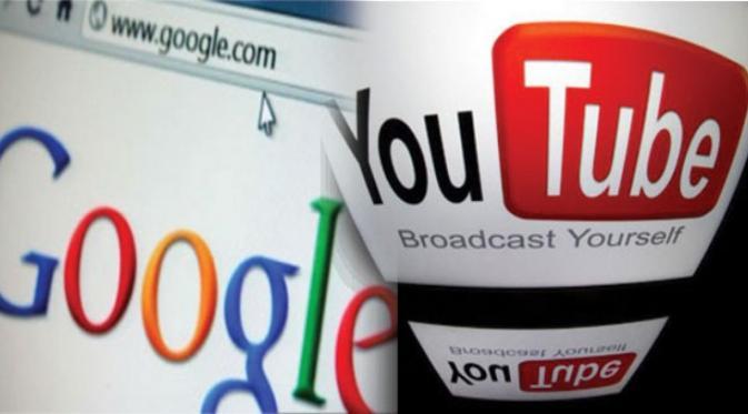 Blokir Google dan YouTube