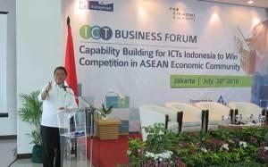 Menkominfo: ICT Penggerak Untuk Menjadi Lebih Kompetitif