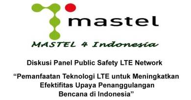 Diskusi Panel Public Safety LTE Network