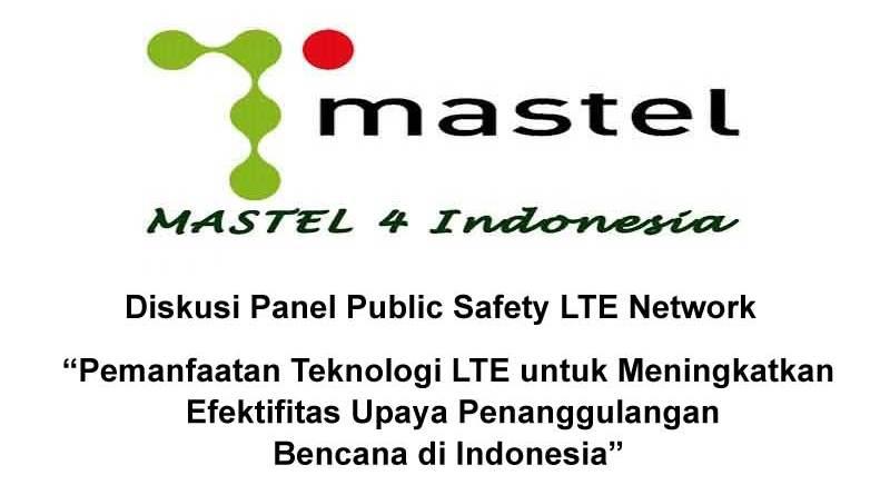 Diskusi Panel Public Safety LTE Network
