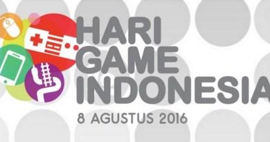Hari Game Indonesia Dukungan Bagi Industri Game Tanah Air
