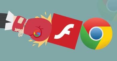 Bulan Depan Google Chrome akan blokir semua konten Flash