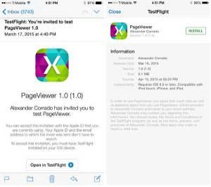 iOS Emulator