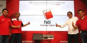 Pustaka Digital Bantu Cerdaskan Bangsa Melalui Bacaan