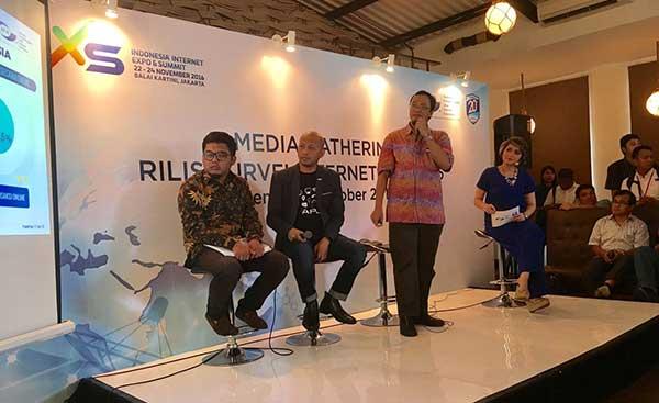70 Persen Netizen di Indonesia Akses Internet Melalui Ponsel