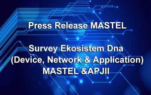 Press Release Hasil Survey MASTEL & APJII