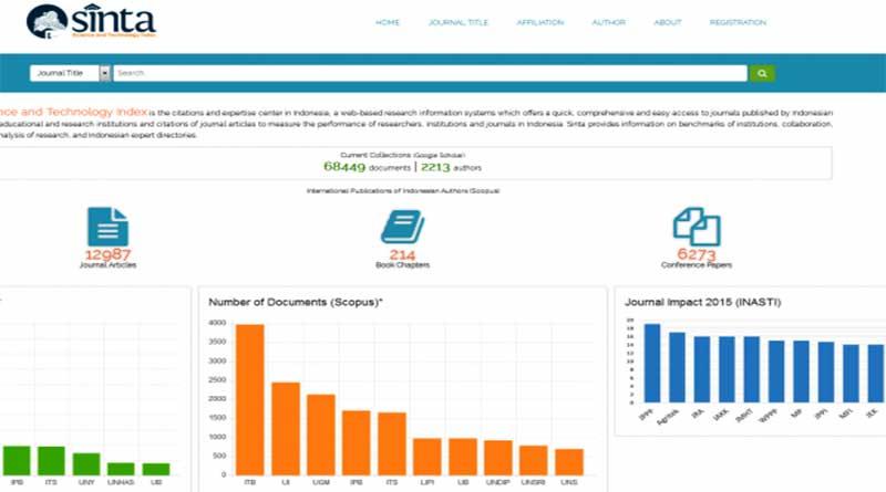 Portal Ilmu Pengetahuan dan Teknlogi Diluncurkan Menristek