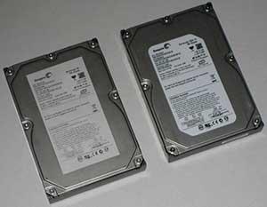 hard disk refurbish