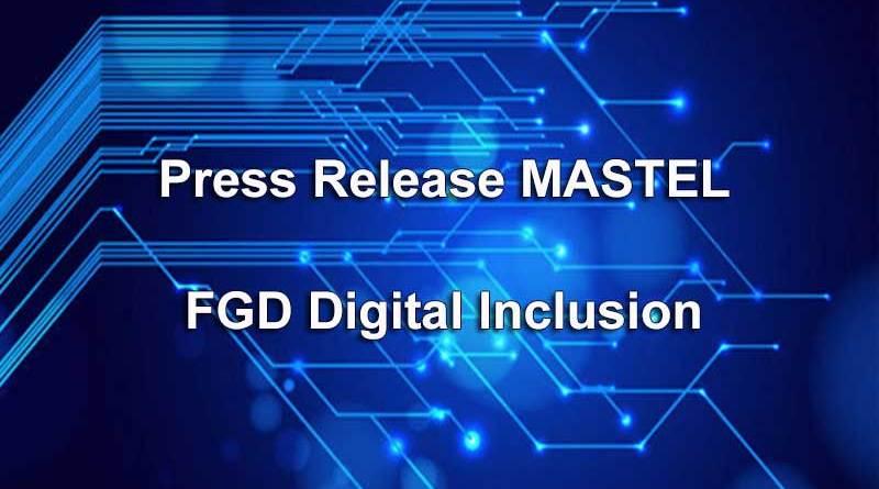 Digital Inclusion Press Release
