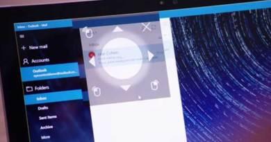 Sebentar Lagi Windows 10 Dapat Dioperasikan Dengan Mata