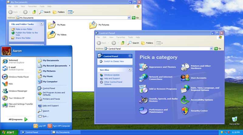 Kepolisian di Inggris Masih Gunakan Windows XP