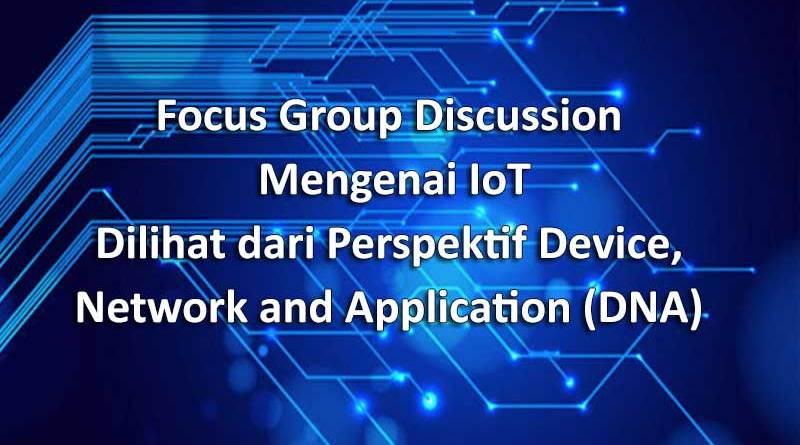 FGD IoT 5 Oktober 2017