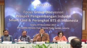 Prospek Pengembangan Industri Smart Card dan Perangkat BTS di Indonesia