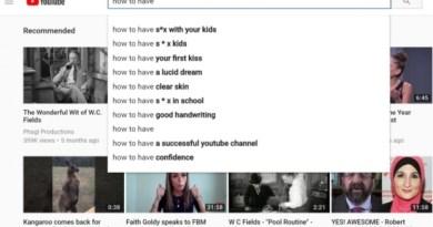 YouTube Selidiki Gangguan Pada Hasil Pencarian Otomatisnya