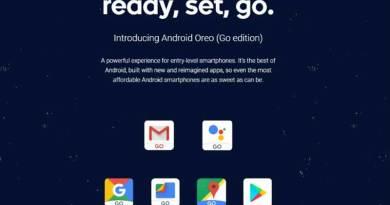 Google Luncurkan Android Oreo Go Untuk Ponsel Pintar Spesikasi Rendah