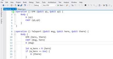 Microsoft Perlihatkan Bahasa Pemograman Baru!