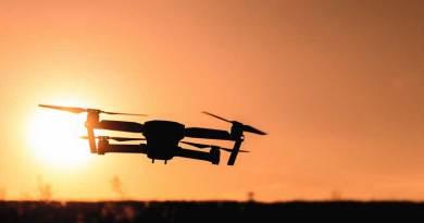 Penyelundup iPhone Gunakan Drone Untuk Jalankan Aksinya